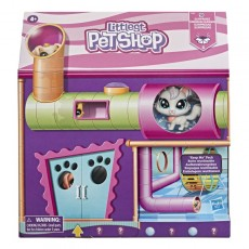 Hasbro Littlest Pet Shop Surprise PlayHouse Domek Zwierzaków E7434