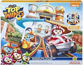 Hasbro Top Wing Tor Mission Ready E5277