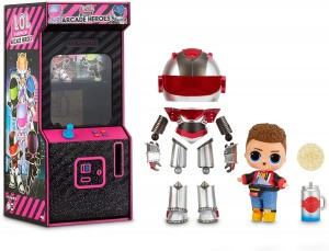 MGA L.O.L. Surprise Boys Arcade Heroes 570103