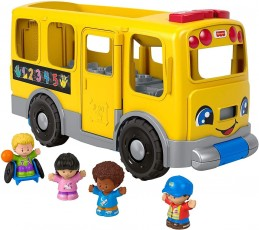 Fisher Price Little People Wielki Autobus Małego Odkrywcy GTL65