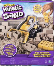 Spin Master Kinetic Sand Dig and Demolish 6044178