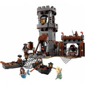 Klocki Lego Piraci Z Karaibów Zatoka Spienionych Fal 4194 Leg4194