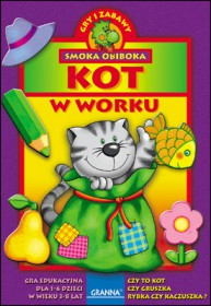 Granna Gry I Zabawy Smoka Obiboka Gra Kot W Worku 0511 0511 Gugu