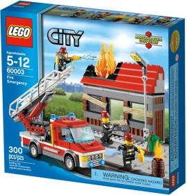 Klocki Lego City Straż Pożarna Alarm Pożarowy 60003 Leg60003 Gugu