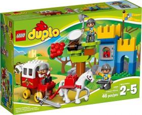 Klocki Lego Duplo Ville Zamek Wielki Skarb 10569 Leg10569 Gugu Zabawki