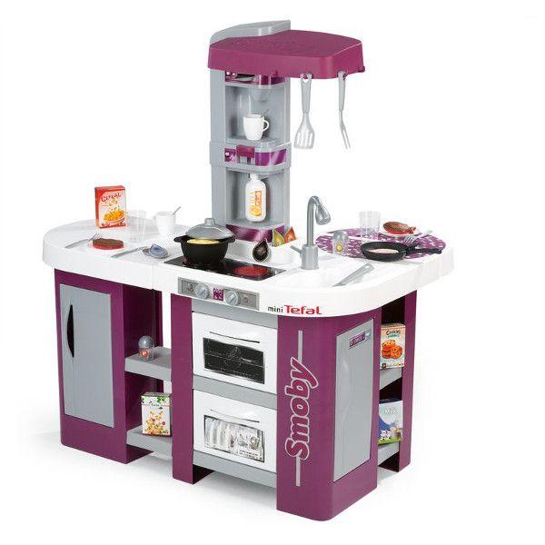 Smoby Kuchnia Mini Tefal Studio XL 7600311005 7600311005  GUGU Zabawki -> Kuchnia Tefal Ceneo