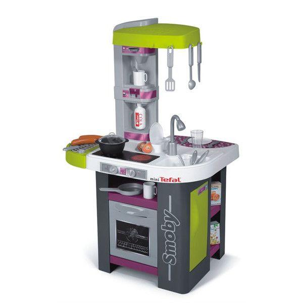 Smoby Kuchnia Mini Tefal Studio z Grilem 7600024128 7600024128  GUGU Zabawki -> Kuchnia Tefal Ceneo