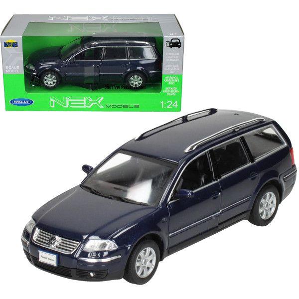 Welly Volkswagen Passat Variant, granat. WE22427 WE22427 ...