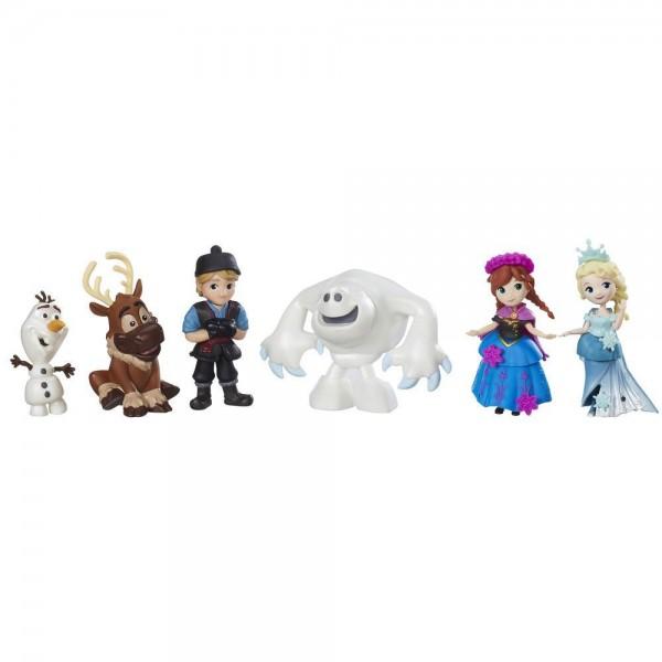Hasbro Kraina Lodu Frozen Zestaw 6 Figurek C1118 C1118 Gugu Zabawki